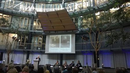 'Thanks Otto' -seminaari 28.10.2014 Berliinissä. Kuva: Olli Kangas
